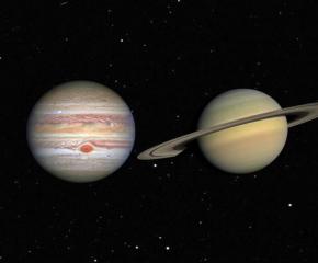 Явление, подобно на Витлеемската звезда, ще наблюдаваме на 21 декември