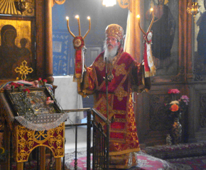 Йоаникий благославя Ямбол и Сливен за Рождество на 20 декември