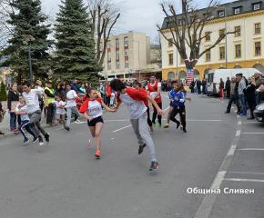 """За 56-ти път ще се проведе щафетата """"Трети март"""" в Сливен"""
