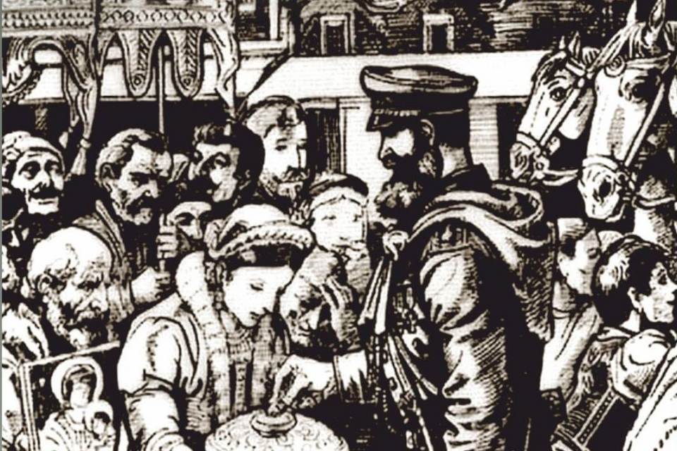 """""""Петте дни на ужаса за българското население от Ямбол"""". Така наричат дните между 13 и 17 януари 1878 г. по спомени на съвременници, припомня календарът..."""