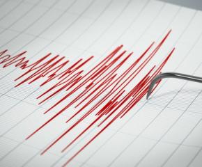 За последното денонощие у нас са регистрирани три земетресения