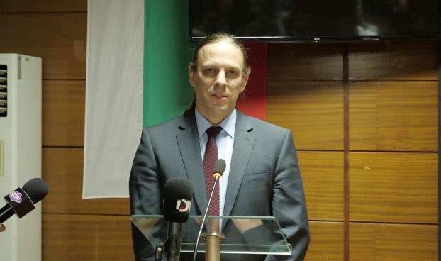 За председател на Общинския съвет на Ямбол беше избран Антон Шиков