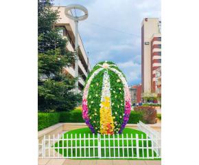 За първи път декоративни яйца ще красят Ямбол за Великден