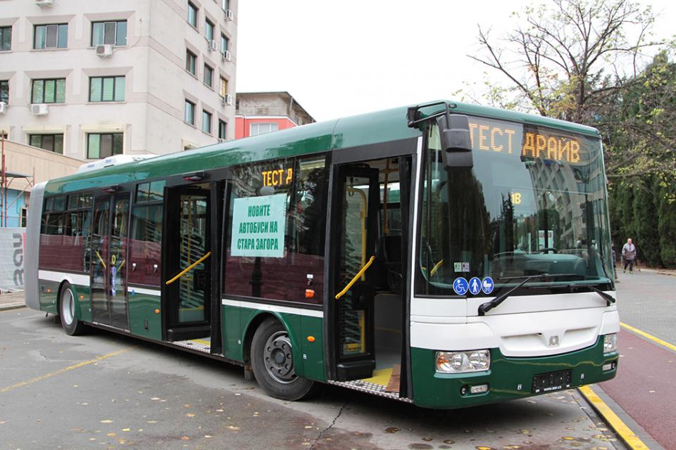 """От днесдо 27 февруариобщественият транспорт по няколко линии ще се движи пообходен маршрут.Причината еобезопасяване на пътен участъкна ул. """"Младост""""..."""