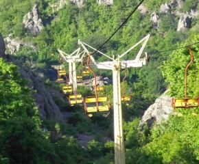 Забраняват движението на превозни средства до обръщалото под лифтената станция в Сливен на 22 март
