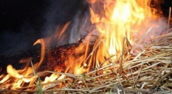 """Палеж е разкрит от служители на участък """"Ябланово"""" при РУ-""""Котел"""". На 25 юни, в 22,30 часа, в участъка е получен сигнал за пожар в селскостопанска постройка..."""
