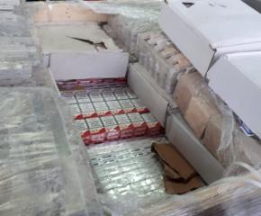 Задържаха в ареста румънец за контрабанда на цигари и тютюн
