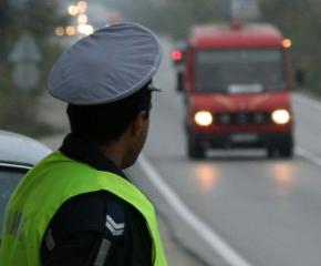 Задържаха нелегални мигранти на магистралата край Кермен