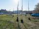 Залесяване на зелените площи в града започна Община Ямбол