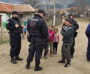 Заловиха обявен за общодържавно издирване при акция в село Градец