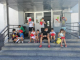 """Заниманията от ваканционния проект """"Лятно училище по плуване 2020"""" са в ход"""