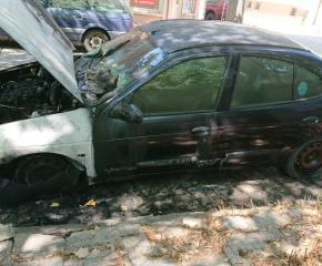 Запалиха автомобил в Ямбол. Собствениците молят за помощ!