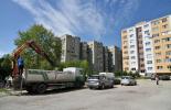 """Започна благоустрояването на междублокови пространства в квартал """"Сини камъни"""""""