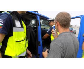 Започна операция за недопускане на шофиране след употреба на алкохол и наркотични вещества