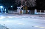 Започна първият етап от осветяването на повдигнатите пешеходни пътеки