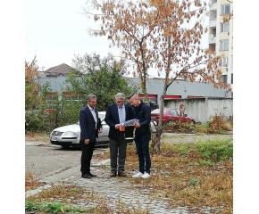 """Започва изграждането на нова улица в квартал """"Даме Груев"""""""