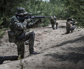 """Започва тактическо учение с бойни стрелби на Сухопътните войски """"Ответен удар - 2020"""""""