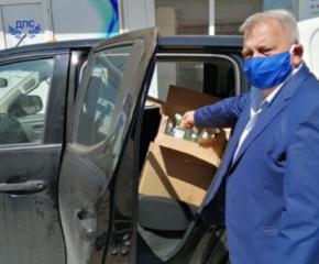 Заради заразени с коронавирус служители община Сунгурларе затваря