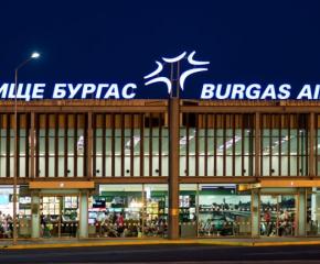 Затварят летище Бургас до 27 март