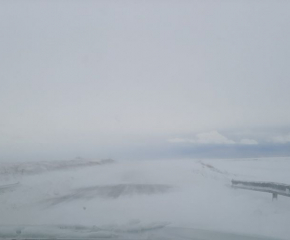 Затвориха за снегопочистване два пътя в община Стралджа