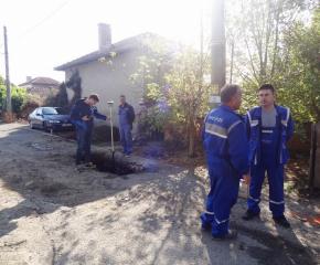 Завършва газифицирането на село Кабиле