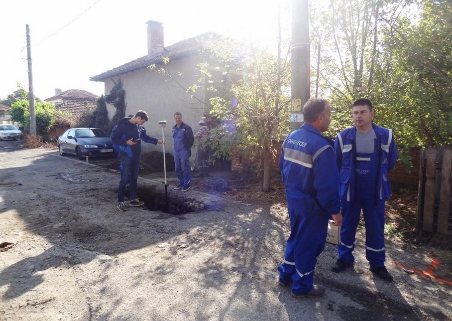 Завършва изграждането на газоразпределителна мрежа с дължина осем километра в тунджанското село Кабиле, съобщи кметът на селото Георги Динев.Досега повече...