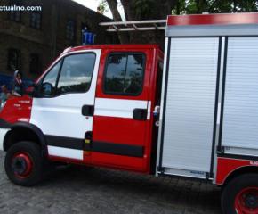 Жена е с изгаряния след пожар в Сливен
