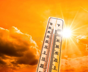 Живакът достигна 40,4 градуса в Ямбол на 2 август
