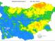 Жълт код за пожароопасност в Ямбол, Сливен и още  11 области в страната