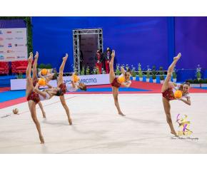 Златна радост за България от световното по художествена гимнастика
