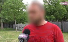 Мигранти, един от които нелегален, надападнаха с нож мъж пред детето и жена му