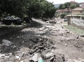 Котел се възстановява след наводнението